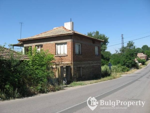 Rural house for sale in village Zornitsa Burgas