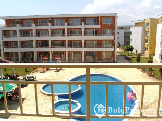 Studio for sale in Bulgaria Sunny beach