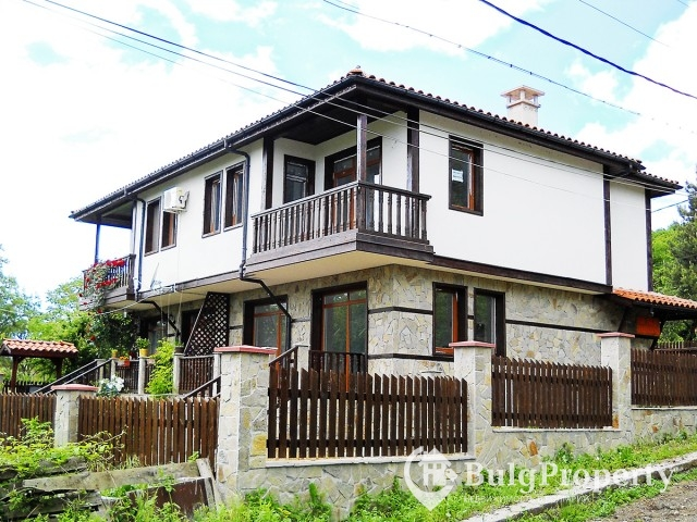 House for sale in village Gorica Bourgas