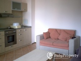 Two-bedroom apartment in complex Balkan Breeze Sunny beach