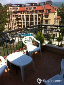 Cheap brand new studio in Sunny beach