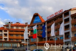 One bedroom flat for sale in Bansko complex sv. Ivan Rilski