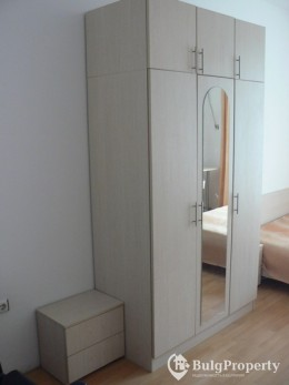 Furnished cheap studio for sale in Sunny beah Bulgaria