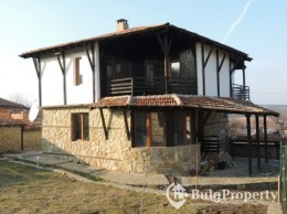 Large house in village of Bata - Pomorie