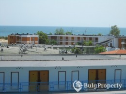 Two bedroom apartment with sea view in Sunny beach