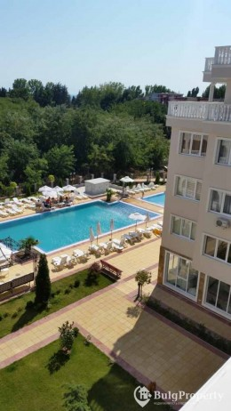 Luxury apartment for all year round living in Nessebar