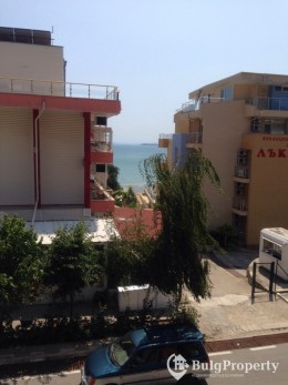 Flat with seaview in complex Amphora - st.vlas