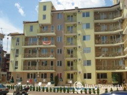 Two bedroom flat for sale in Sunny beach for 44000 E